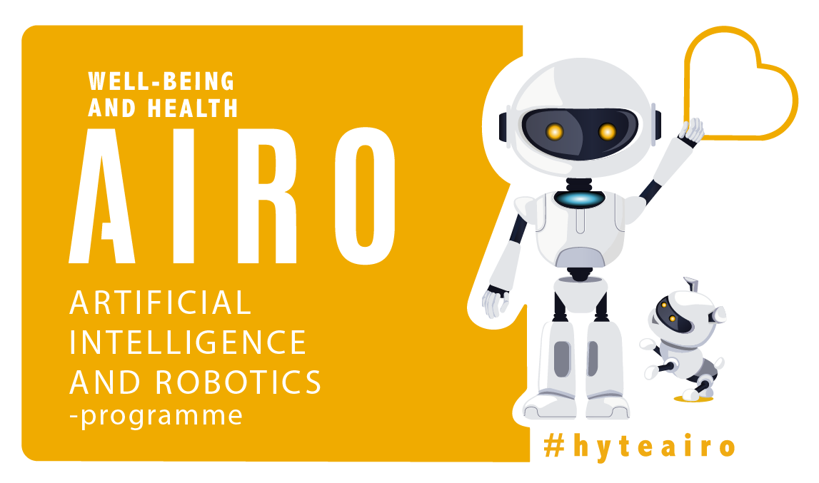 The Well-being and Health Sector's Artificial Intelligence and Robotics Programme (Hyteairo)